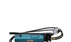 Насос гидравлический ручной с манометром(20-700bar,емкость масла-3.5л, длина-710мм,ширина-150мм,высота-275мм)