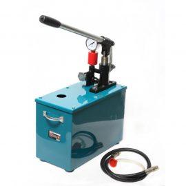 Насос ручной с закрытой емкостью для тестирования водопроводных линий (10Мра, пр.-ть 25мл )