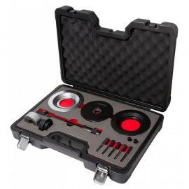 Набор инструментов для замены ступичных подшипников VW T5 (Ø62мм) в кейсе»Premium»