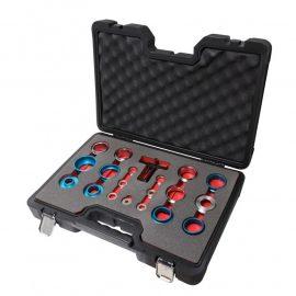 Набор инструментов для снятия и установки сальников 20пр.,в кейсе »Pemium»
