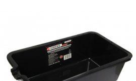 Емкость пластиковая прямоугольная для слива отработанного масла и технических жидкостей 6л