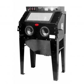 Пескоструйная камера с очисткой воздуха (350л, 220В, 510л/мин, 3.4-6.1атм)