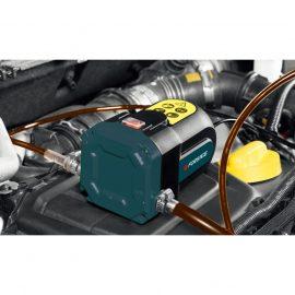 Насос для перекачки дизельного топлива(12V, 60W, 70dB, max t работы-30мин, 0.2-1.5 л/мин)