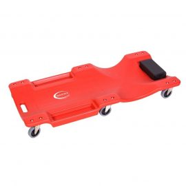 Лежак для автослесаря пластиковый на 6-ти колесах (1050х490х95мм)