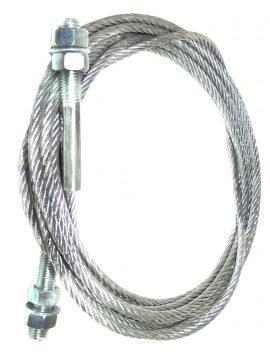 Трос стальной для подъемника четырехстоечного PL-FS50