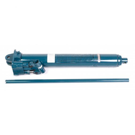 Цилиндр гидравлический усиленный удлиненный, 8т (общая длина — 620мм, ход штока — 500мм)