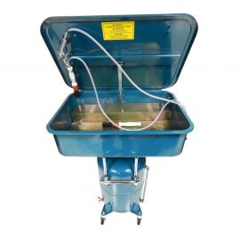 Мойка для деталей пневматическая с емкостью для слива 65л