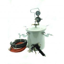 Пневмопистолет окрасочный с выносной емкостью 10л (сопло 2,0мм)