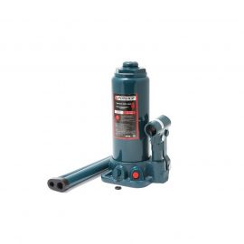 Домкрат бутылочный 6т с клапаном (h min 216мм, h max 413мм)