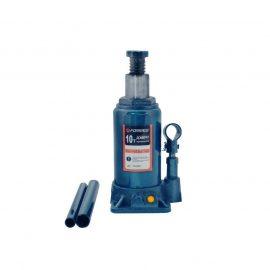 Домкрат бутылочный 10т низкий с клапаном (h min 160мм, h max 290мм)