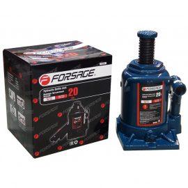 Домкрат бутылочный 20т низкий с клапаном (h min 190мм, h max 335мм)