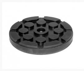Накладка резиновая круглая на лапу подъемника PL4(круг)