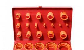 Кольца уплотнительные резиновые маслобензостойкие, 419пр. (метрические)