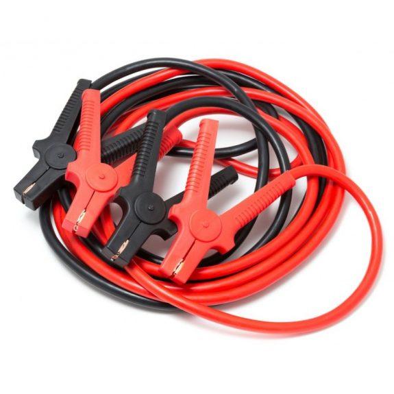 Стартовые провода 1000 Ампер, 4.5м (морозостойкая изоляция), в чехле