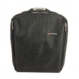 Сумка-рюкзак универсальная(жесткий каркас,утолщенные стенки для защиты ноутбука,выход для кабеля,9карманов,аллюм.фурнитура,водоотталкивающий текстиль)