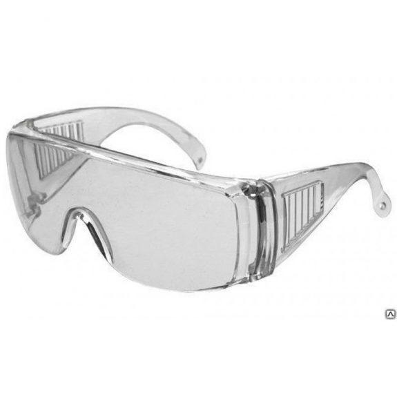 Очки защитные »Исток »открытого типа прозр.