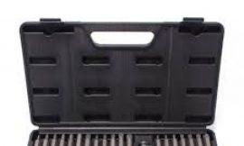 Набор бит с битодержателями 40пр. (10мм)(75/30мм:T20-T55,H4-H12,M5-M12) в пластиковом кейсе