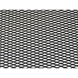 Сетка декоративная 100*25см чёрная