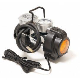 Компрессор поршневой автомобильный с фонарем F-2014125 »FORSAGE»(35л/мин, 15А) 12V»