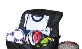 Органайзер AO-1320 BLACK в багажник для спортинвентаря (53х37х24см)