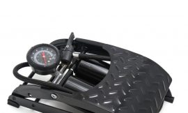 Насос ножной HD-7350 »H-D»(2 цилиндра)