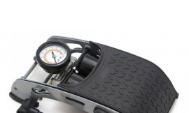 Насос ножной HD-7354 »H-D»(2 цилиндра)