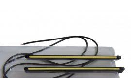 Ходовые огни LED-DRL HDX-COB-18cm 12V W (2 шт) 40503 +