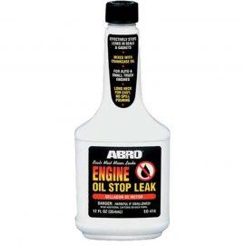 Стоп-течь масла из двигателя (присадка в масло) 354мл