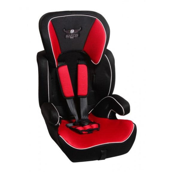 Кресло детское Red Royal (red/black) 9-36кг