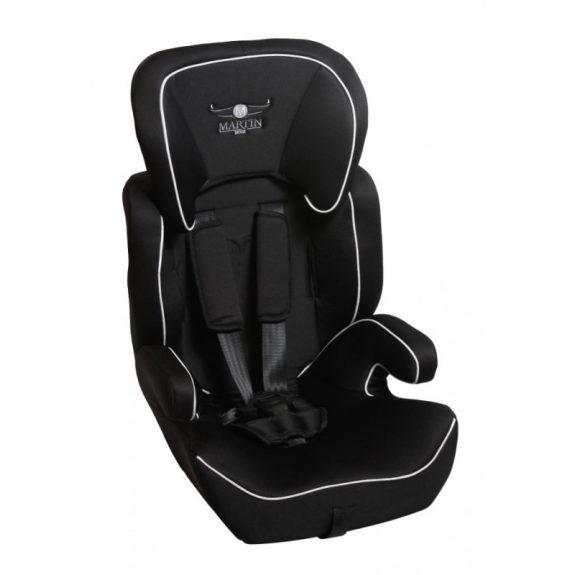 Кресло детское Almost Black (black/black) 9-36кг