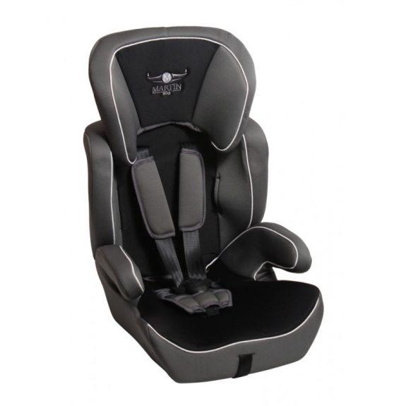 Кресло детское Jet Grey (grey/black) 9-36кг