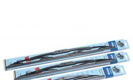 Стеклоочиститель каркасный 17»,430мм (KW-0131-17)