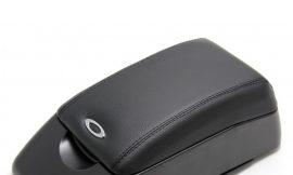 Подлокотник 48015 (black/black) (с ячейкми для CD/DVD)