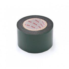 Скотч двухсторонний зелёный 10мм*5м