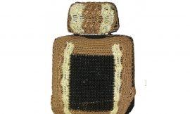 Накидки на сидение J01 (Gold/косточки)