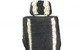 Накидки на сидение J04 (Black/косточки)