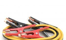 Стартовые провода КВY-600AMP усиленная изоляция