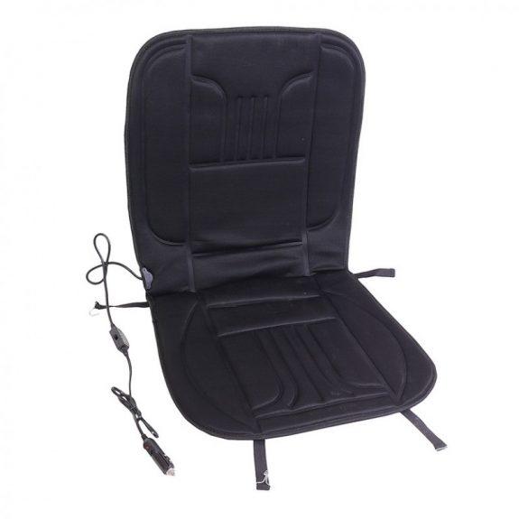 Накидка на сиденье с подогревом »KOTO»KCB-203 черная, с регулятором температуры