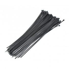 Хомут пластмас BLACK 2,5х100 (100шт)
