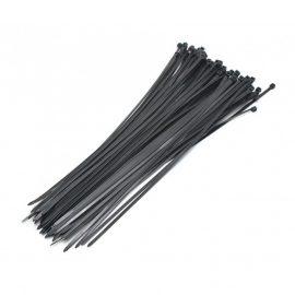 Хомут пластмас BLACK 4х400 (100шт)