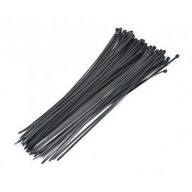 Хомут пластмас BLACK 6х400 (100шт)