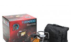 Компрессор FY-002 »TORNADO» 12V с сумкой