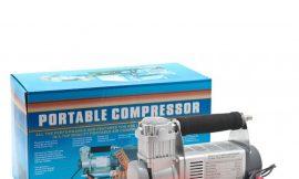 Компрессор FY-003A 12V с сумкой 45А, 150л/мин