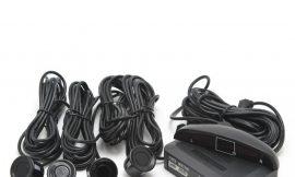 Парковочный сенсор 4датчика (Silver)