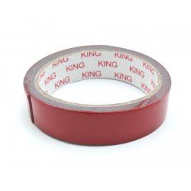 Скотч двухсторонний RED 3М 22мм*5м (081)