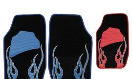 Ковры ворсовые RL1041 BLACK /BLUE