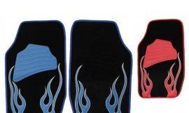 Ковры ворсовые RL1041 BLACK /RED