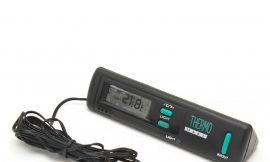 Термометр BT-1 внутр/наружн (black)