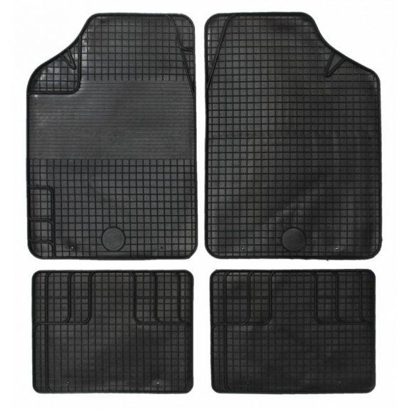 Ковры резиновые King-1 Black (4шт)