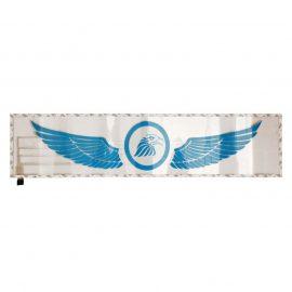 Подсветка декоративная NEW-51 »крылья»мигающая под музыку